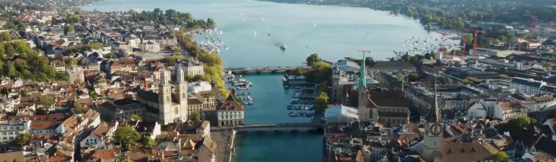 Work with us in Zürich